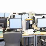 ターゲット業務を見直し、派遣人材の活用で納期遵守